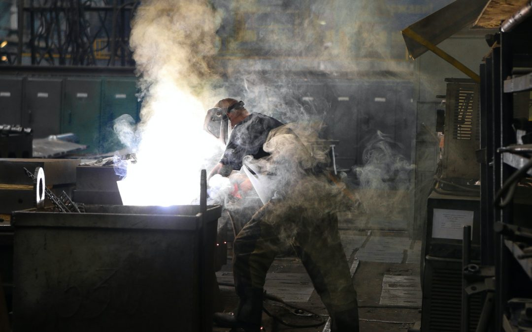 Steel Production: An Overview on Making Hot-Rolled Steel