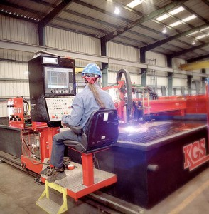 KGS Steel Distributor and Steel Service Center